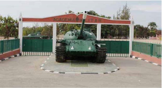 Dois jovens morrem no Lobito após realizarem testes físicos na Academia Militar do Exército