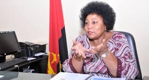 Filomena Delgado em contacto dom empresários nigerianos