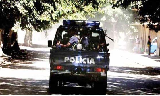 Polícia morto à catanada em operação de captura no Bocoio