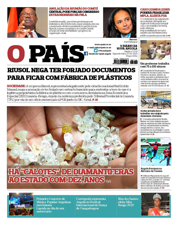 """Editorial: Os diamantes da """"confusão"""""""