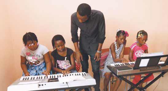Plano de férias extra-curricular regressam à agenda do CEFOMAC no Bengo