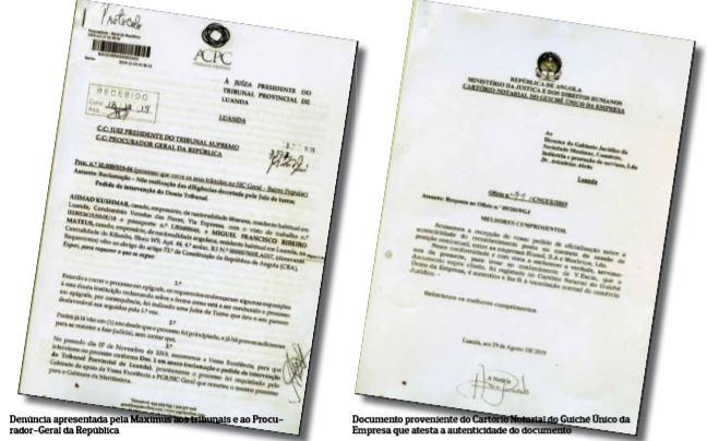 A criminalística, o GUE e o alegado documento forjado no Caso Riusol