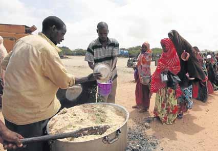 ACC apela à intervenção do governo na situação de fome nos Gambos