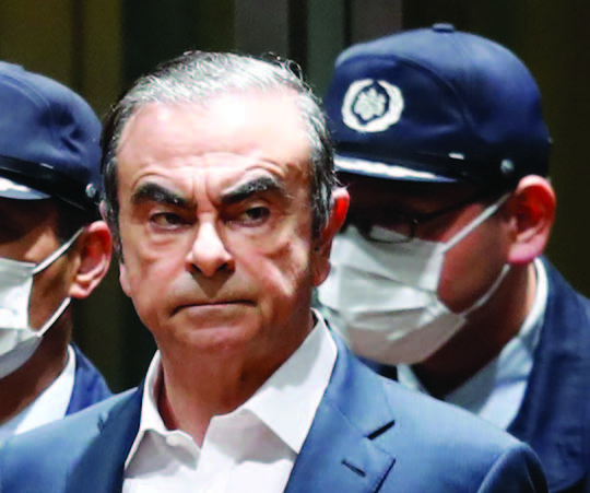 França não vai extraditar ex-CEO da Nissan se ele viajar para o país