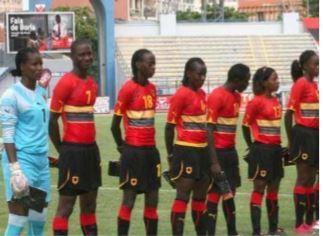 """""""Senhoras"""" projectam duelo com a República do Congo"""