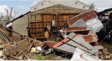 Sobe para 50 número de mortos na sequência do tufão Phanfone nas Filipinas