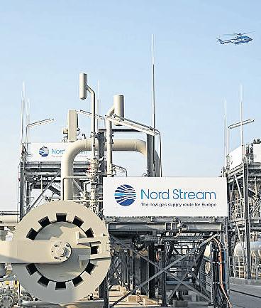 América interrompe construção do gasoduto Nord Stream-2 na Alemanha