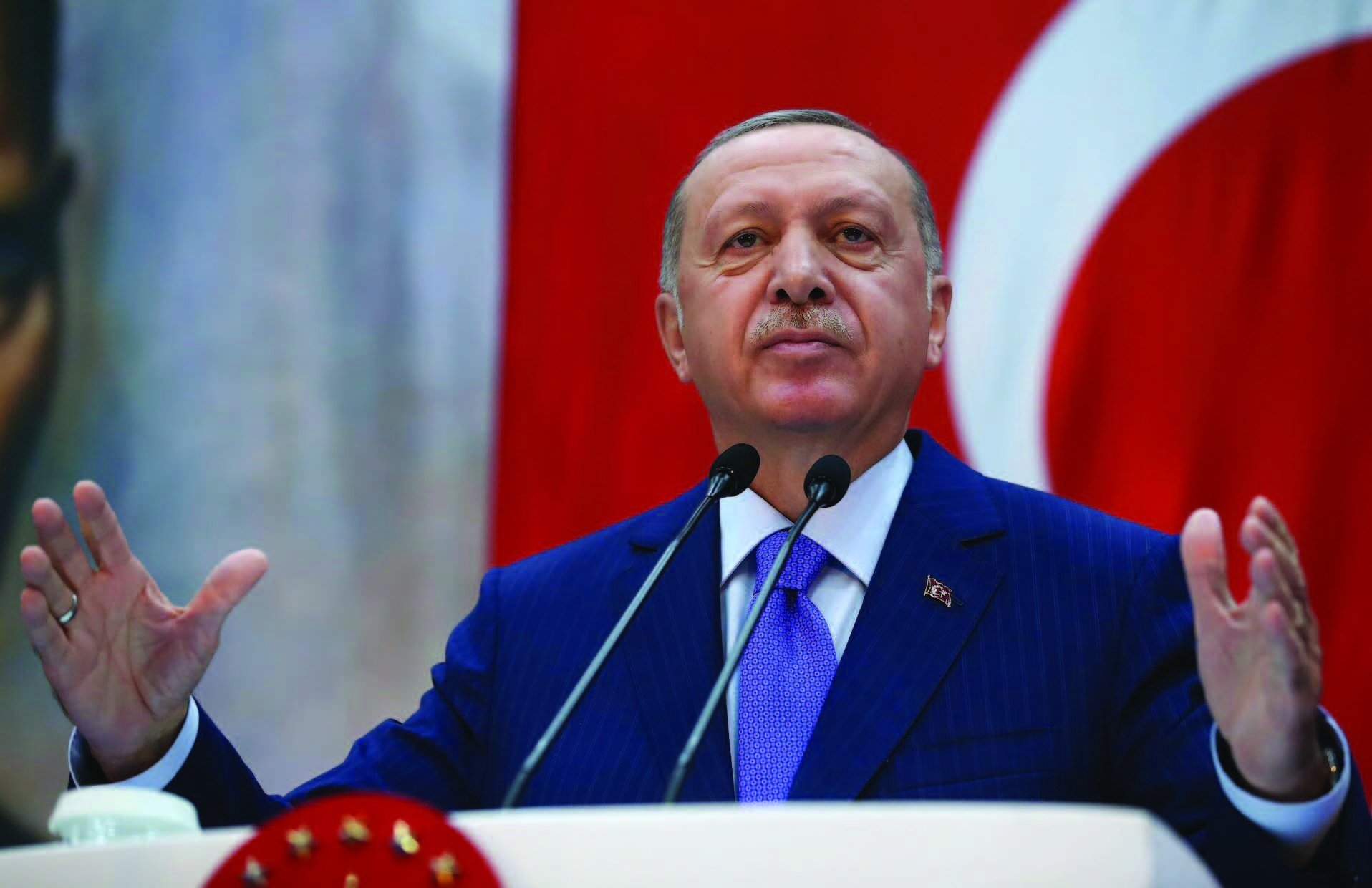 Erdogan autorizado a intervir com tropas na Líbiato