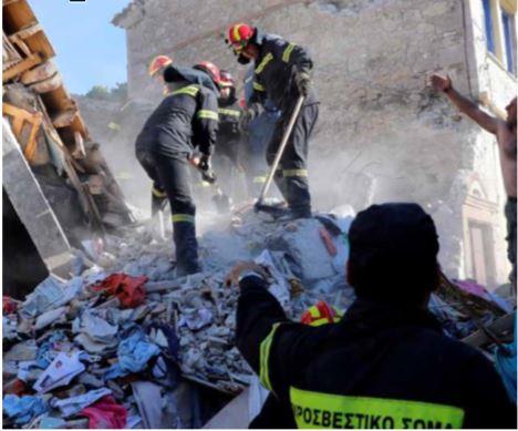 Número de mortos em terramoto na Turquia sobe para 22