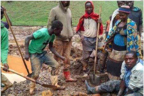 Novo monopólio artesanal de cobalto do Congo pode procurar parceiro privado
