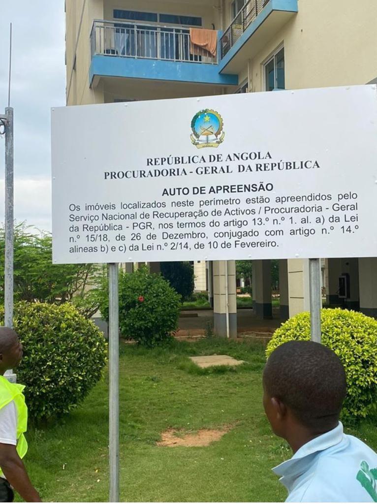 PGR apreende mais de mil edifícios em Luanda