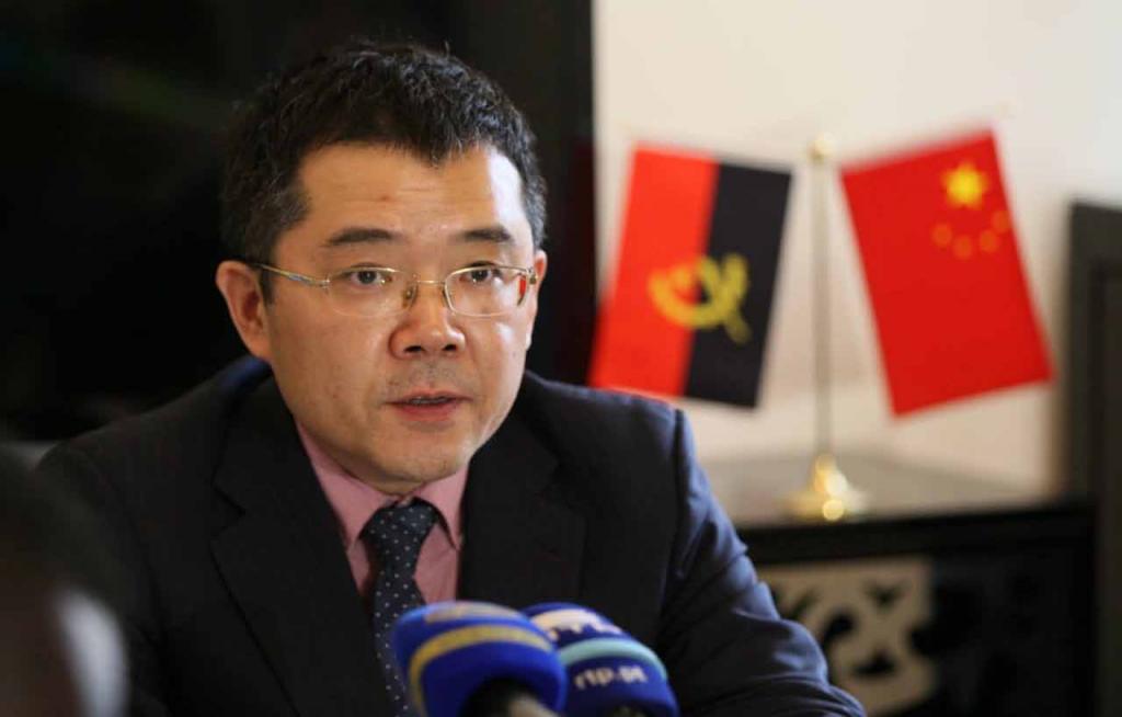 Embaixador garante segurança e apoio regular aos angolanos na China