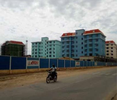 Governo deverá accionar PGR para apreender 7 edifícios construídos com fundos públicos