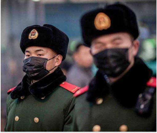 Novos casos de coronavírus aumentam na Itália, Coreia e Irão, mas China tem queda