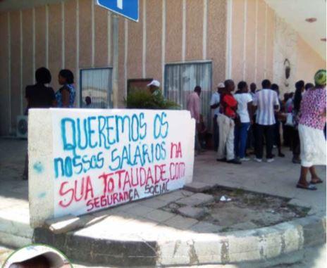 Hotel Mombaka em Benguela corre risco de arresto