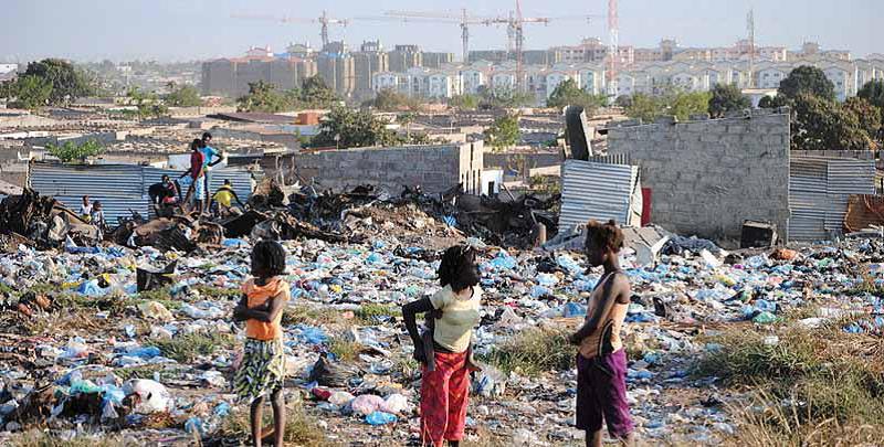 Carta do leitor: Chuva e lixo em Luanda, um caos!