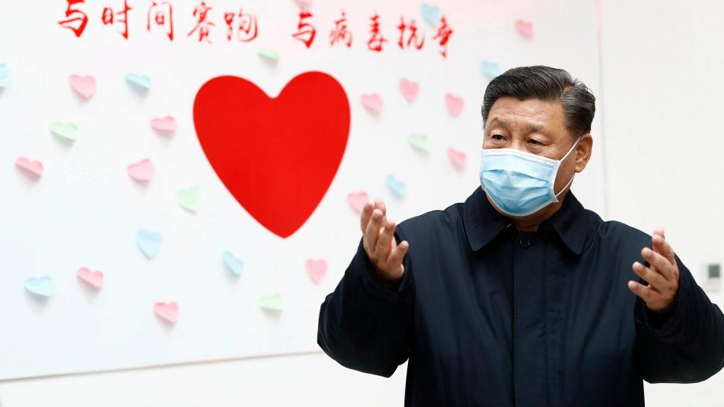 "OMS: Exemplo da China mostra que ""novo coronavírus pode ser  parado"""