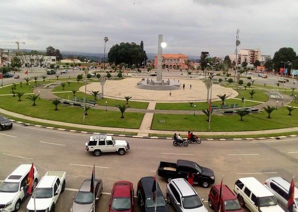 PRS leva mensagem de prevenção contra a Covid-19 aos municípios do Huambo