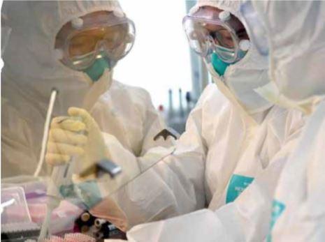 Medicamento anti-viral triplo promissor em teste contra Covid-19
