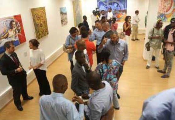Emancipação artística  retratada em exposição no Tamar Golan