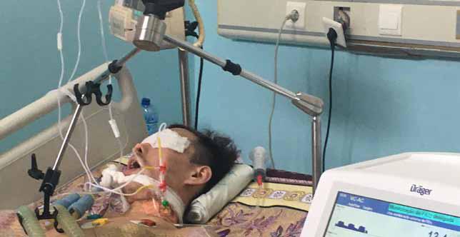 Chinês internado no hospital de Benguela tem malária e não Covid-19