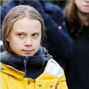 Greta Thunberg fica em isolamento e tem sintomas de Covid-19