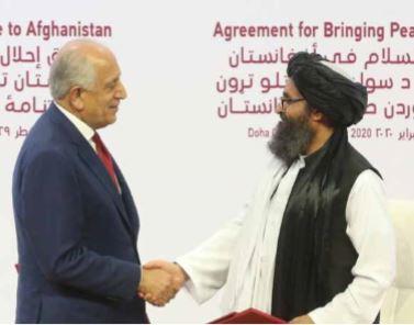 Estados unidos e Talibã assinam acordo de paz no Qatar