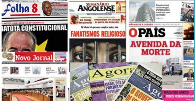 """COVID-19 afecta negativamente """"noticiários culturais"""" em Angola"""