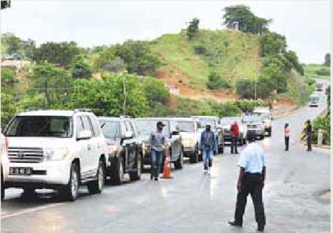 COViD-19: Autoridades reforçam rastreio nos postos rodoviários