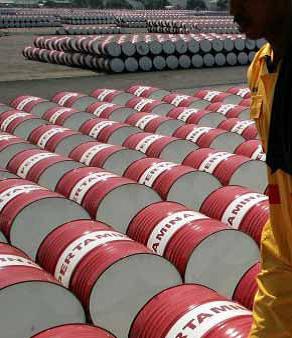 Petróleo Brent abre abaixo de uSD 30