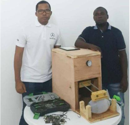 Engenheiros criam ventiladores para combate à covid-19