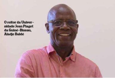 Reitor da UniPiaget da Guiné-Bissau nomeado alto comissário para a covid-19