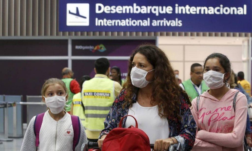 Embaixada italiana pede que seus cidadãos voltem do Brasil o 'mais rápido possível'