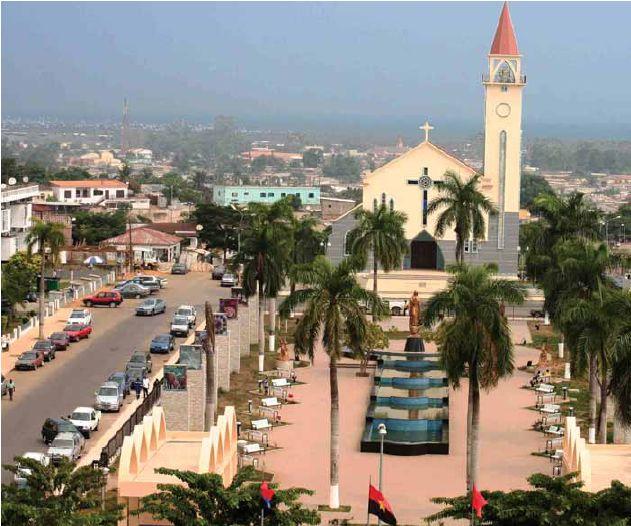 Padre raptado em Cabinda descreve momentos difíceis por que passou