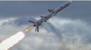 Míssil de cruzeiro ucraniano passa por teste em vôo rasante sobre Mar Negro