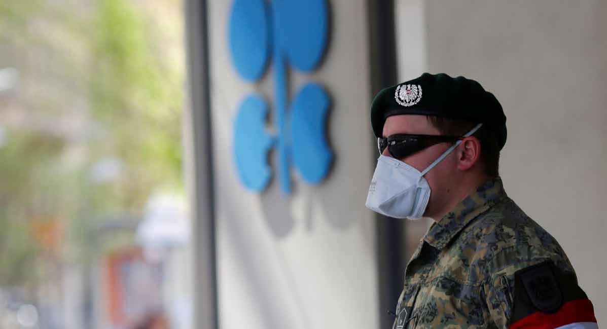 OPEP faz maior corte de sempre