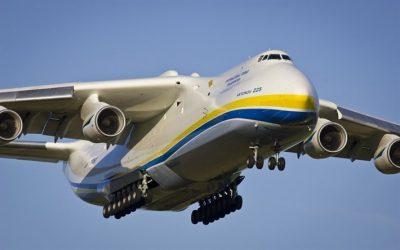 Cargueiro ucraniano chega a Luanda   com material para combate ao Covid-19