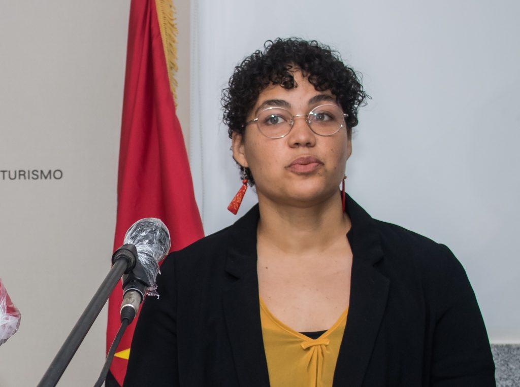 Ministra Adjany Costa avalia cooperação com Reino Unido