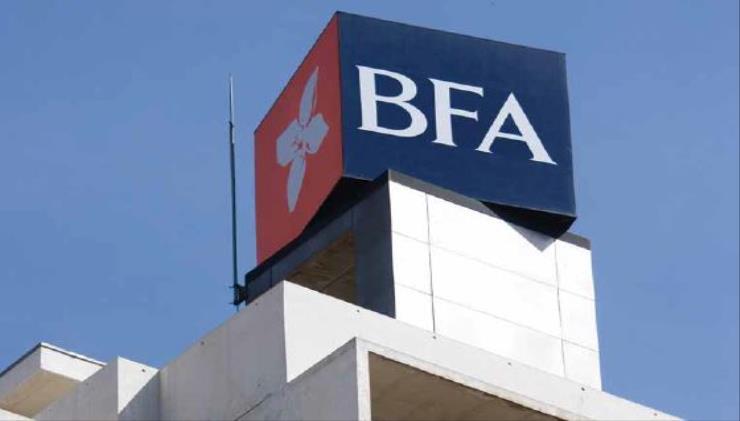 BFA constituído Operador Preferencial de Títulos do Tesouro