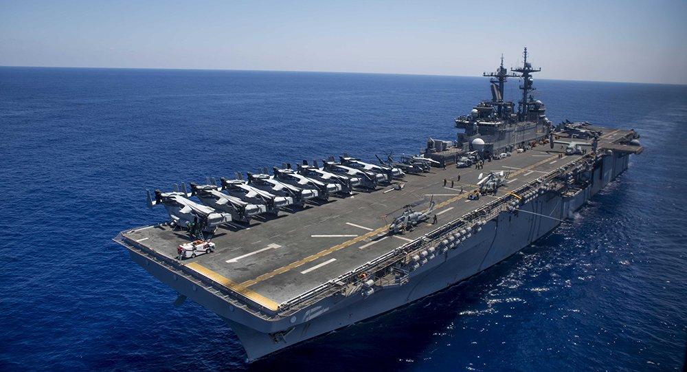 EUA seriam incapazes de vencer confronto naval contra China, segundo fontes do Pentágono