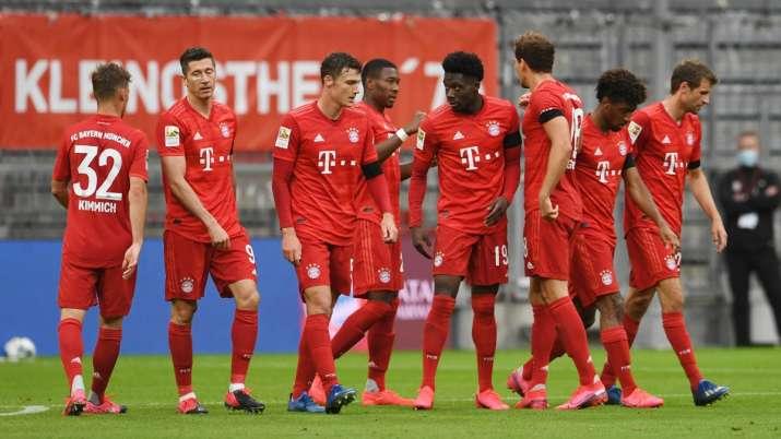 Bayern defronta Marselha antes da retoma da Liga dos Campeões