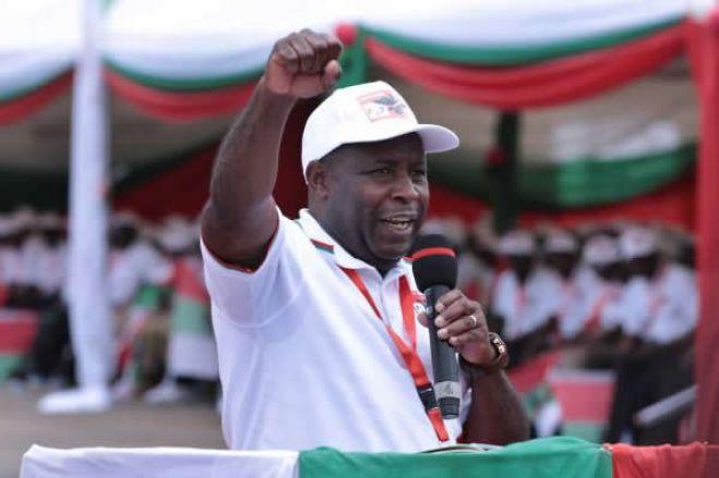 Candidato do partido no poder do Burundi vence eleição presidencial