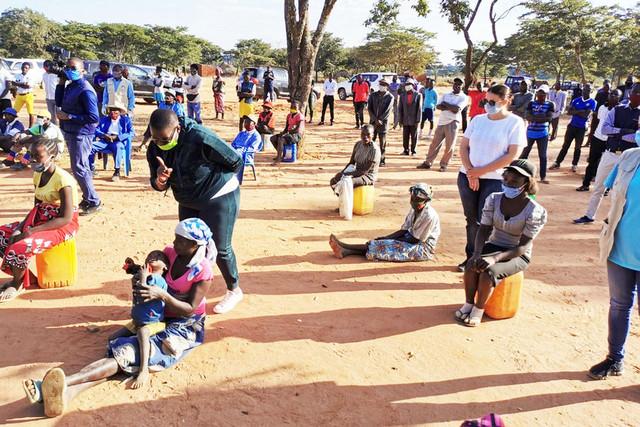Município de Cacula cadastra famílias para o Kwenda