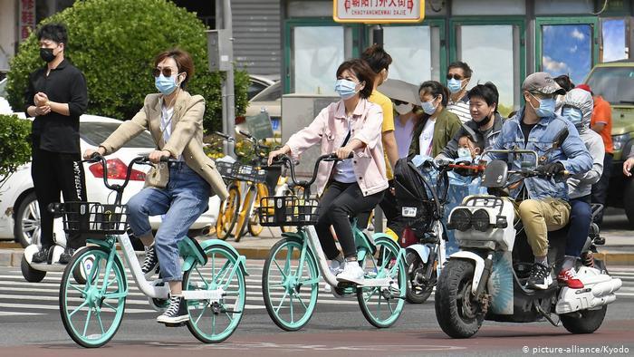 China não regista qualquer caso pela primeira vez desde o início da pandemia