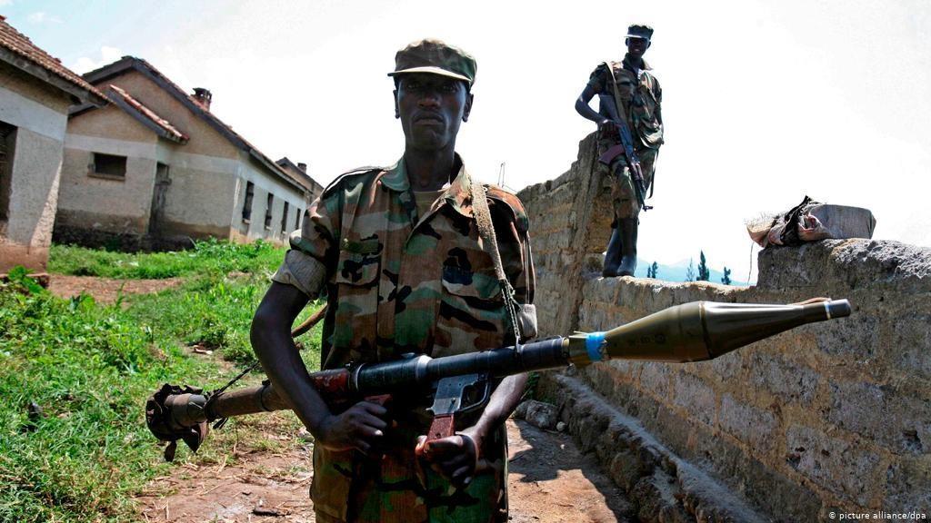 Grupo armado mata 20 moradores do Nordeste do Congo
