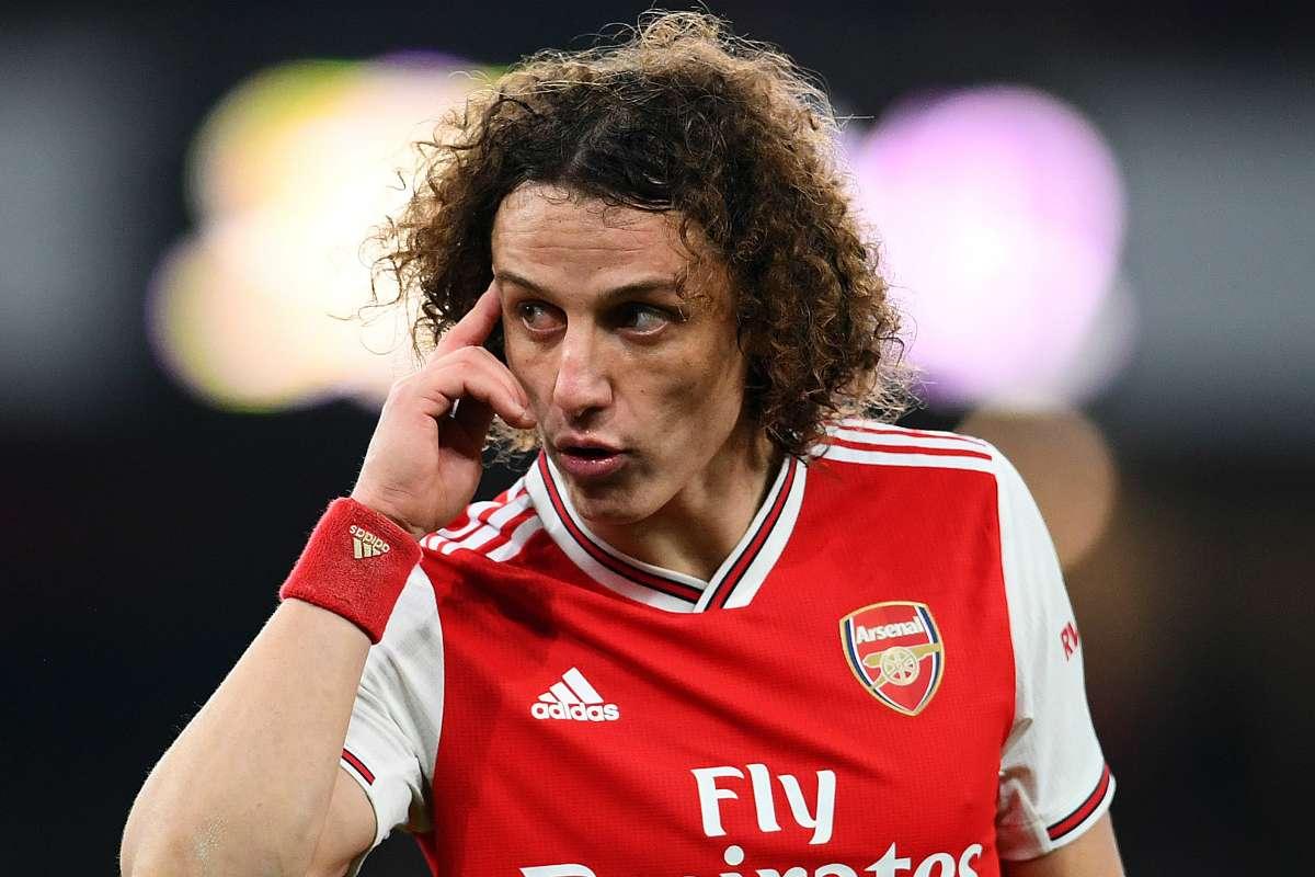 David Luiz termina contrato no final da temporada