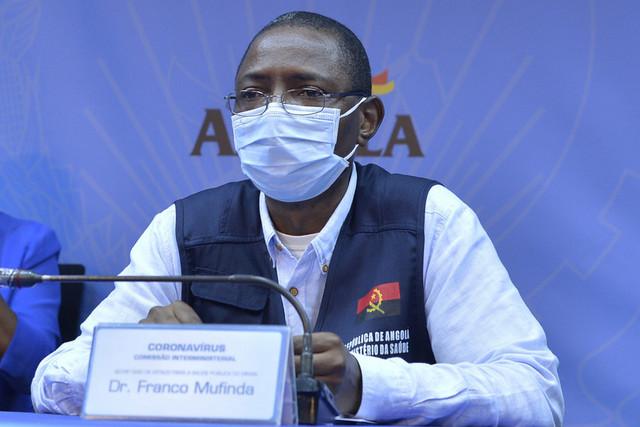 Covid-19: Clínica Multiperfil cercada depois de gerar casos. Angola regista mais 3 infectados