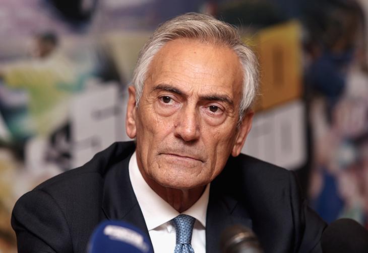 """GRAVINA: """"muitos italianos não concordam com o regresso, mas a economia…"""""""