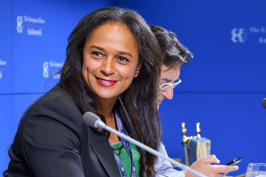 Isabel dos Santos acusa Angola e Portugal de falsificarem provas para apreender seus bens