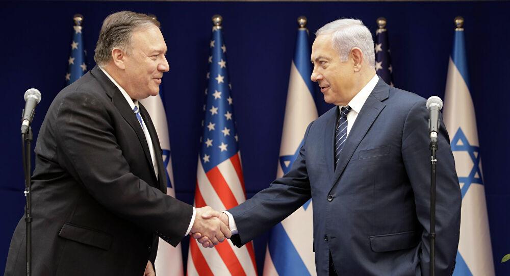 EUA vão 'apoiar constantemente' direito de defesa de Israel, afirma Pompeo
